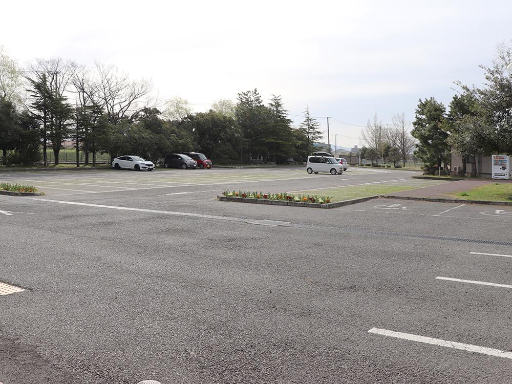 田舟の里 駐車場